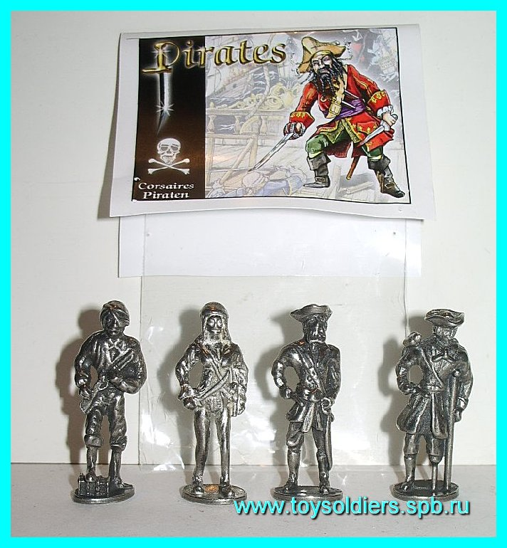 Солдатики Timeline Hi-pirates